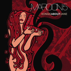 Maroon 5 ‎– Songs About Jane