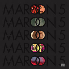 Maroon 5 ‎– The Studio Albums ( 5 LP, Box Set )