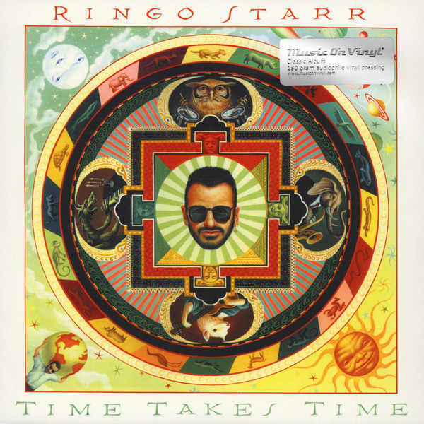 Ringo Starr ‎– Time Takes Time