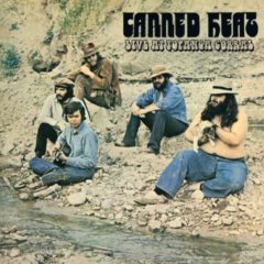 Canned Heat ‎– Live At Topanga Corral