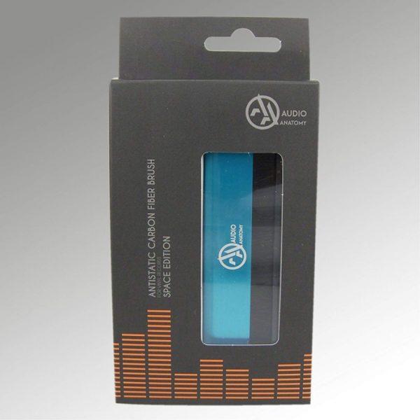 Антистатическая щетка для виниловых пластинок Audio Anatomy Space Edition