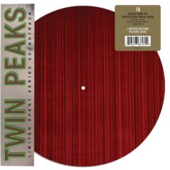 Various ‎– Twin Peaks ( 2 LP, Picture Vinyl )