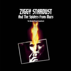 David Bowie ‎– Ziggy Stardust And The Spiders From Mars