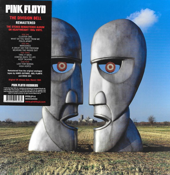 Pink Floyd ‎– The Division Bell