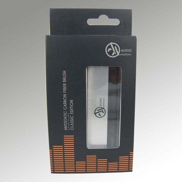 Антистатическая щетка для виниловых пластинок Audio Anatomy