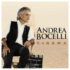 Andrea Bocelli ‎– Cinema ( 2 LP )