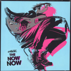 Gorillaz ‎– The Now Now