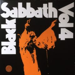 Black Sabbath ‎– Black Sabbath Vol 4