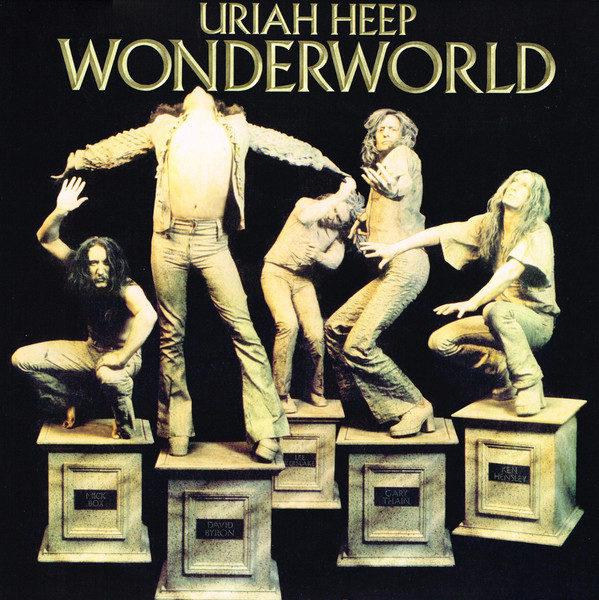 Uriah Heep – Wonderworld
