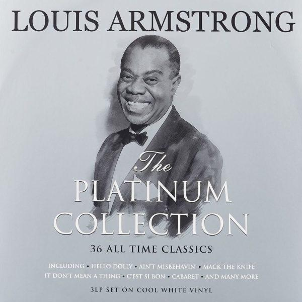 Louis Armstrong ‎– The Platinum Collection