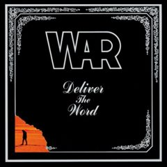 War ‎– Deliver The Word