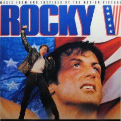 Various ‎– Rocky V (Music From And Inspired By The Motion Picture)
