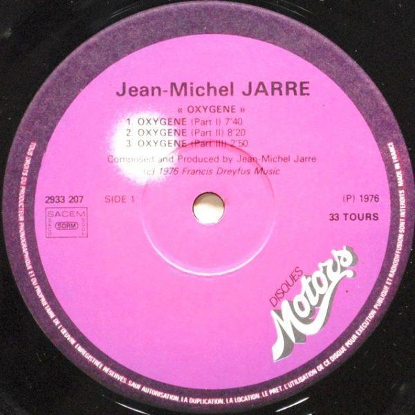 Jean Michel Jarre – Oxygene (1976)