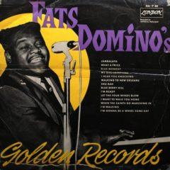 Fats Domino ‎– Fats Domino's Golden Records