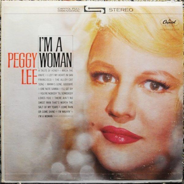 Peggy Lee – I'm A Woman
