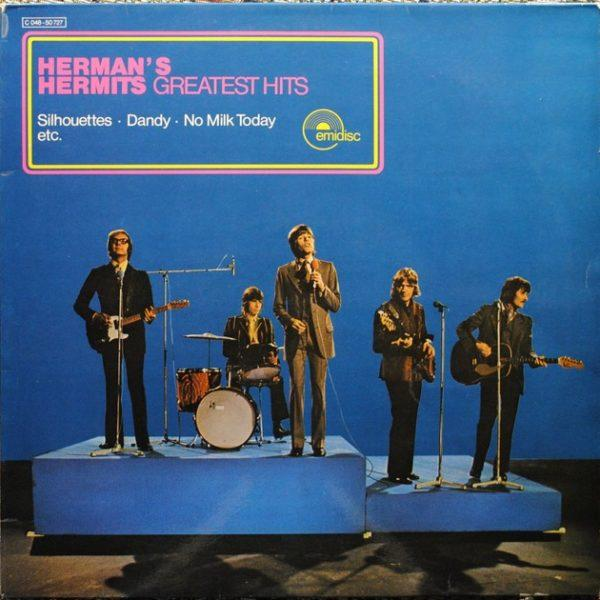 Herman's Hermits ‎– Greatest Hits