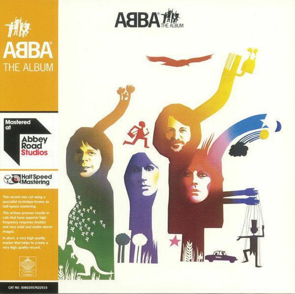 ABBA – The Album (2 LP)