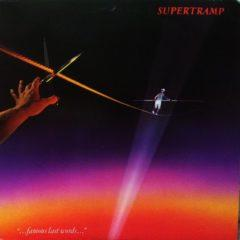 Supertramp ‎– Famous Last Words
