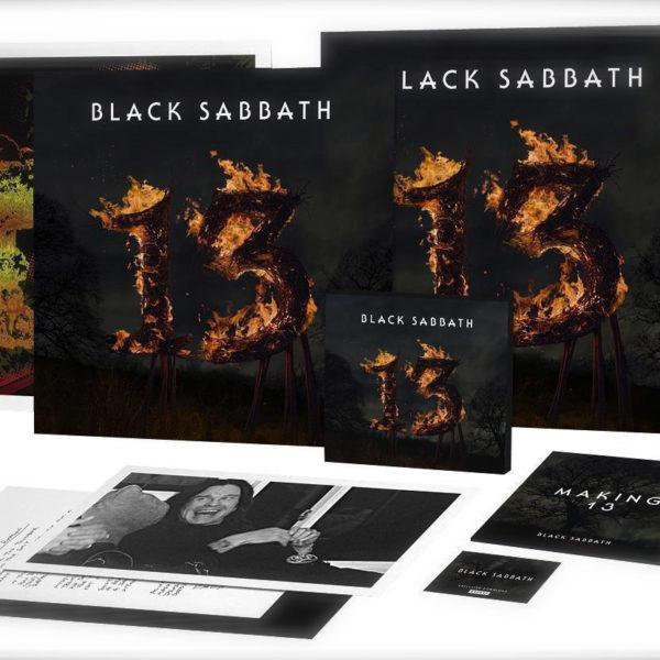 Black Sabbath – 13 (Box)