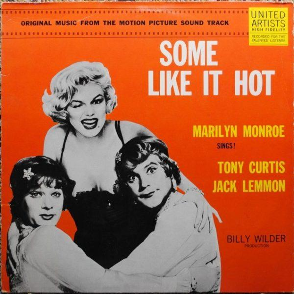 Various – Some Like It Hot (Original Music From The Motion Picture Sound Track)