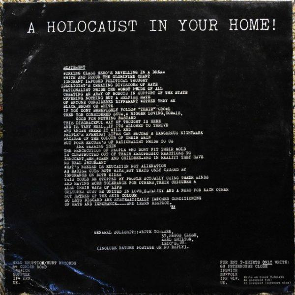 Extreme Noise Terror – A Holocaust In Your Head