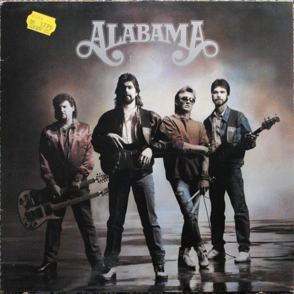 Alabama – Alabama Live