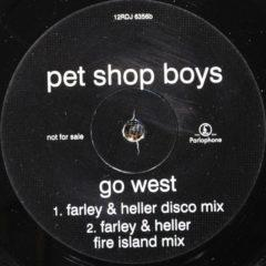 Pet Shop Boys ‎– Go West