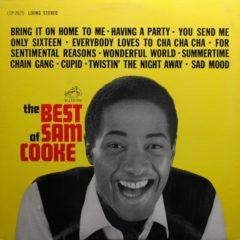 Sam Cooke ‎– The Best Of Sam Cooke
