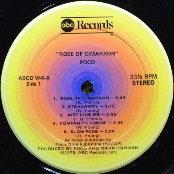 Poco – Rose Of Cimarron