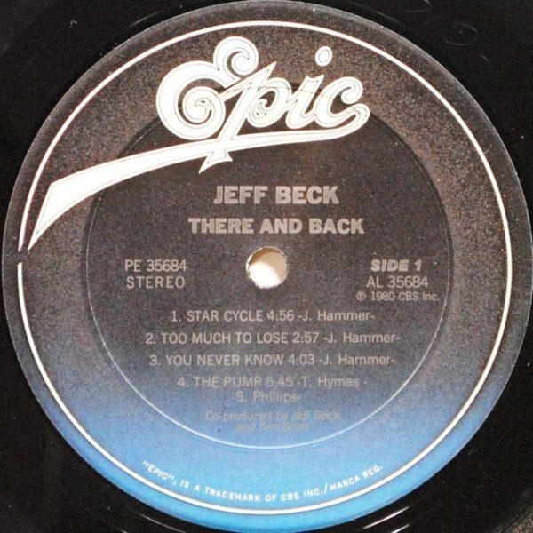Jeff Beck – There & Back (1980)