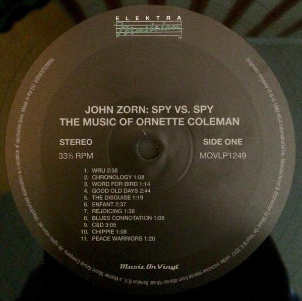 John Zorn – Spy vs Spy: The Music of Ornette Coleman