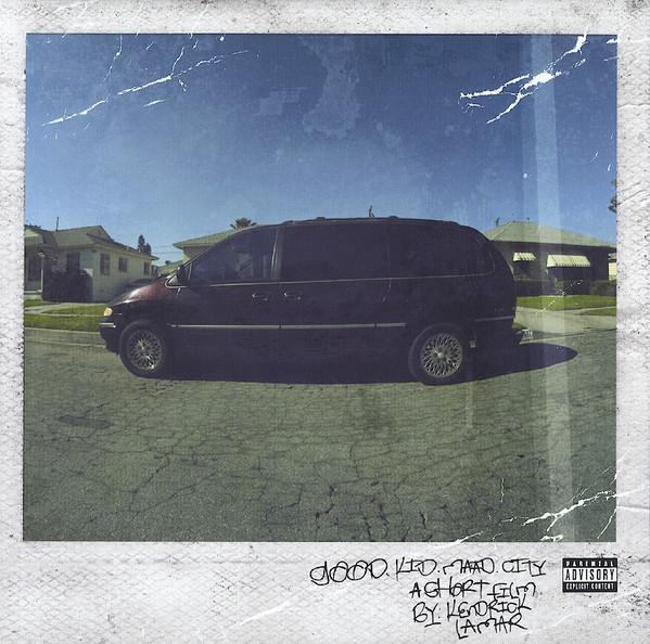 Kendrick Lamar – Good Kid, m.A.A.d City