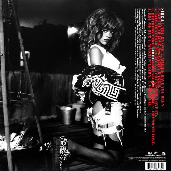 Rihanna – Talk That Talk