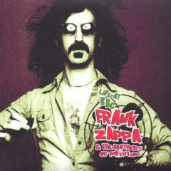 Frank Zappa & The Mothers Of Invention ‎– Live At BBC