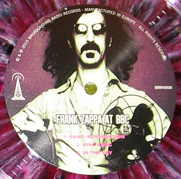 Frank Zappa & The Mothers Of Invention – Live At BBC