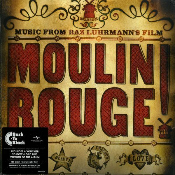Various – Moulin Rouge - Music from Baz Luhrmann's Film