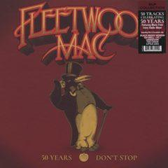 Fleetwood Mac ‎– 50 Years - Don't Stop