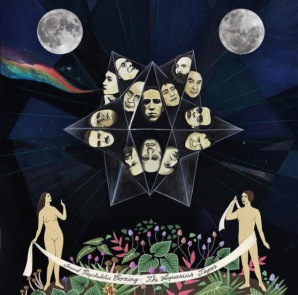 Jess And The Ancient Ones – Second Psychedelic Coming: The Aquarius Tapes