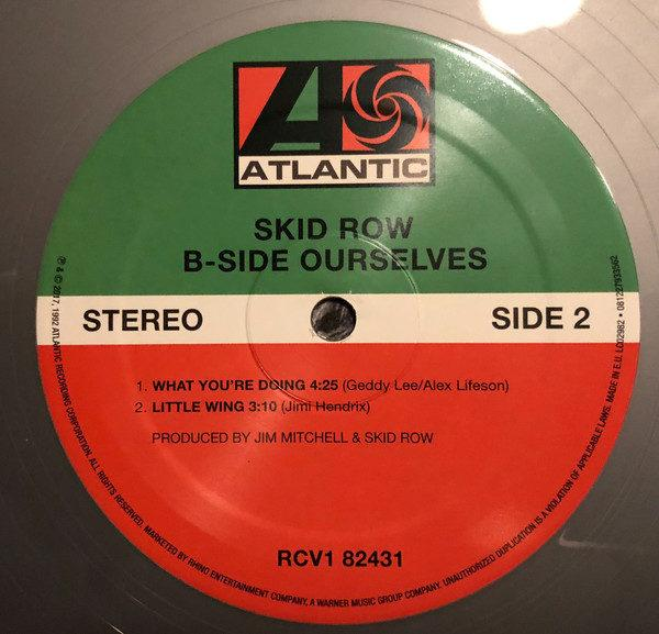 Skid Row – B-Side Ourselves