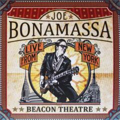 Joe Bonamassa ‎– Beacon Theatre - Live From New York