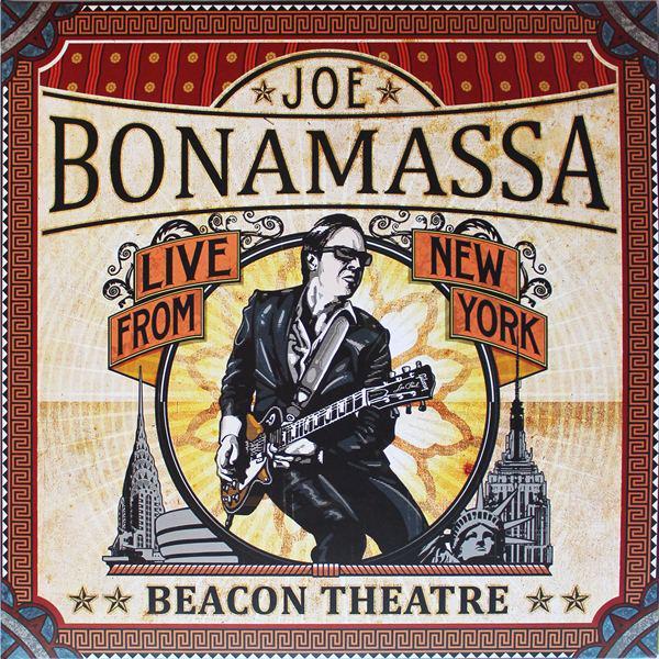 Joe Bonamassa – Beacon Theatre - Live From New York