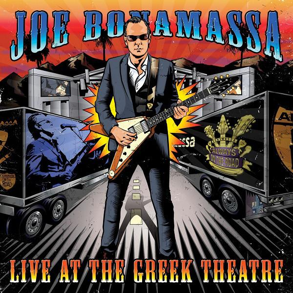 Joe Bonamassa ‎– Live At The Greek Theatre