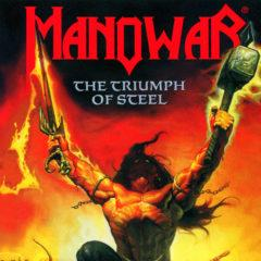 Manowar ‎– The Triumph Of Steel
