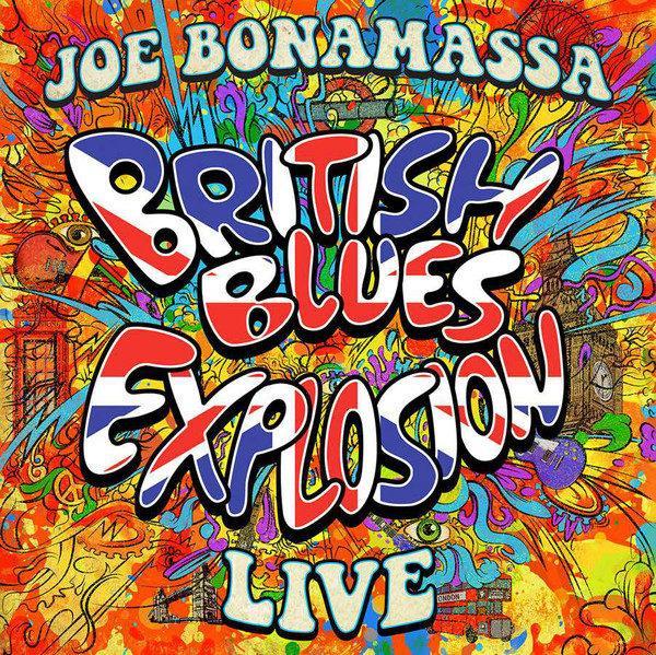 Joe Bonamassa – British Blues Explosion Live