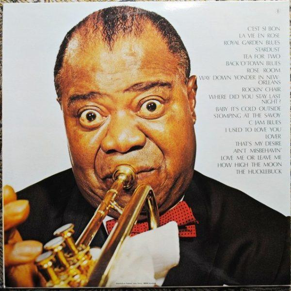 Louis Armstrong – The Great Concert Of Louis Armstrong