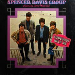 Spencer Davis Group Featuring Steve Winwood ‎– Somebody Help Me