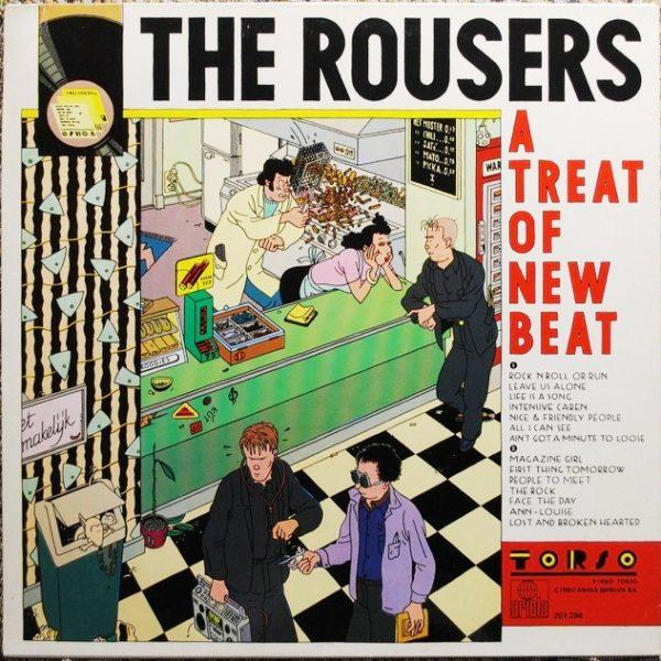 Rousers – A Treat Of New Beat
