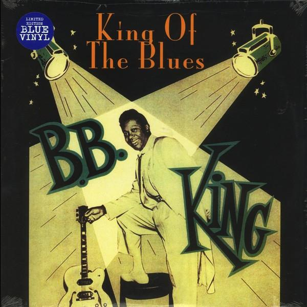 B.B. King ‎– King Of The Blues