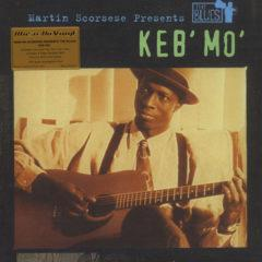 Keb' Mo' ‎– Martin Scorsese Presents The Blues