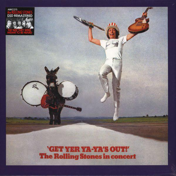 Rolling Stones ‎– Get Yer Ya-Ya's Out! - The Rolling Stones In Concert